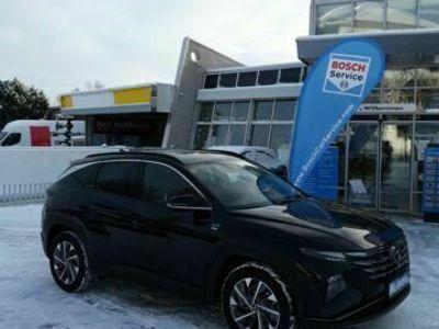 gebraucht Hyundai Tucson NEUER1.6T 150PS DCT Lifestyle Mildhybrid