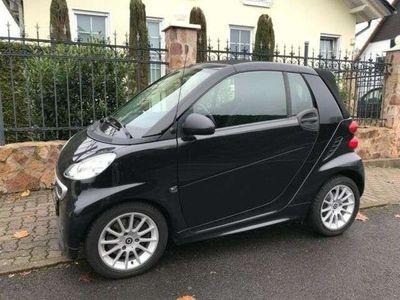 gebraucht Smart ForTwo Cabrio 451 +Servo+Windschott
