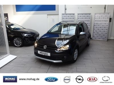 gebraucht VW Polo Cross Polo Navigation Klimaautomatik PDC