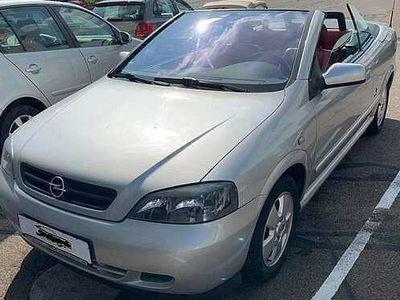 gebraucht Opel Astra Cabriolet 1.8**Leder+Klima**