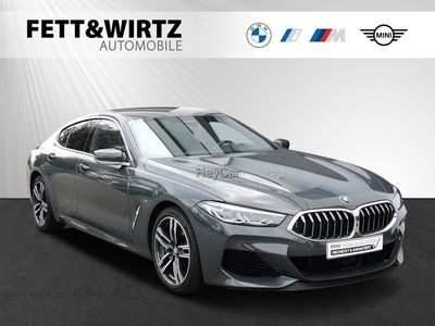 gebraucht BMW M850 xDrive Gran Coupe LCProf HK Sitzlüft PA