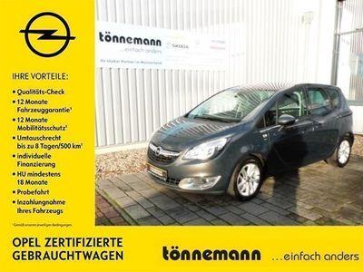 gebraucht Opel Meriva B 1.6 Drive CDTi, Sitzheizung, Parkpilot, Nebelsch