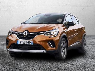 gebraucht Renault Captur Zen Tce
