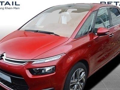 gebraucht Citroën C4 Picasso e-HDi 115 ETG6 Exclusive *NAVI*KAMERA*etc.