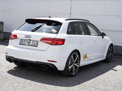 gebraucht Audi RS3 Sportback S tronic Panorama, 19 Zoll quattro KLIMA LED NAVI LEDER ALU