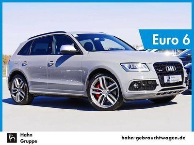 gebraucht Audi SQ5 3.0TDI qu. Tip competition Xen Tempo Einpark Navi