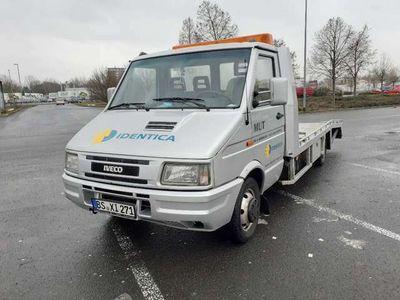 gebraucht Iveco Daily 49-12 Turbo abschleppwagen TÜV Neu