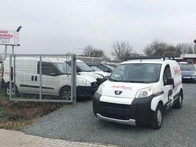 gebraucht Peugeot Bipper 1.4 LPG GAS & BENZIN |1.HAND |KASTENWAGEN