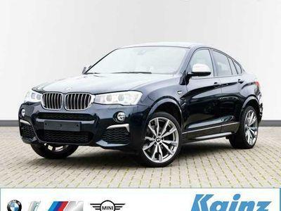 gebraucht BMW X4 M 40 i Xenon/ Navi Prof/ Harman Kardon/ Rückfahrkame