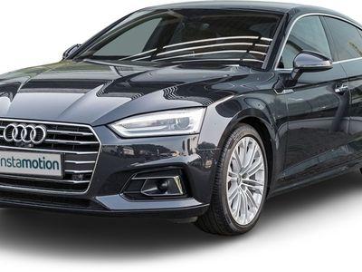 gebraucht Audi A5 Sportback A5 2.0 TDI MMI Navi plus Head-up