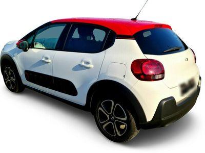 gebraucht Citroën C3 C3SHINE 1.2 PureTech 110 Stop&Start Rückfahrka