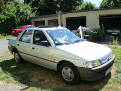 gebraucht Ford Orion CLX