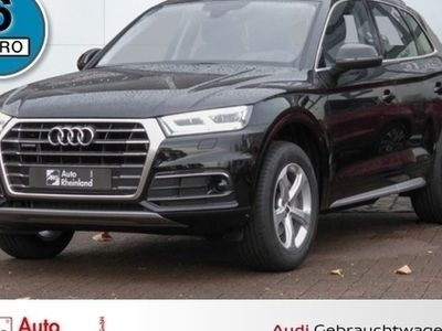 gebraucht Audi Q5 design 40 TDI quattro S Bluetooth Navi LED