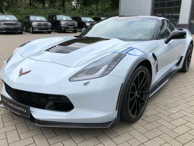 gebraucht Corvette Grand Sport C7'Carbon 65' Edition, Automatik