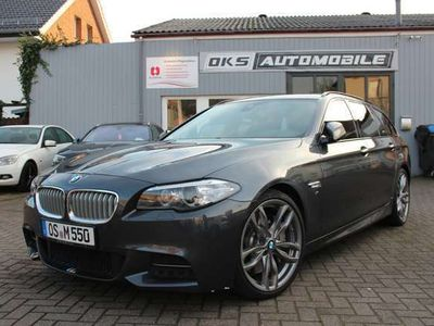 gebraucht BMW 550 d M F11 Touring, Soft-close, Standhzg., Euro 6