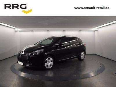 gebraucht Renault Clio IV GRANDTOUR LIMITED 16V 75 NAVIGATION