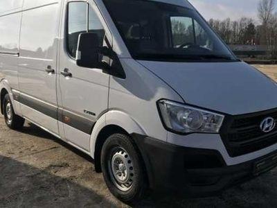 used Hyundai H 350 Cargo L3H2 S&S Profi*Klima/Bott*