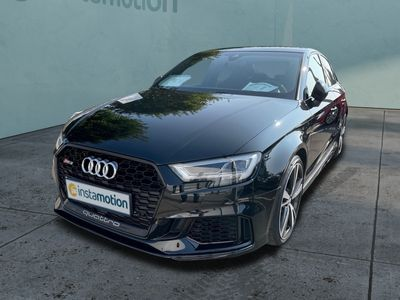 gebraucht Audi RS3 RS3Limousine 2.5 TFSI qu Sportabgas-ACC-Matrix-