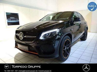 gebraucht Mercedes GLE350 d 4M COUPÉ NAVI+COMAND+LED+PANO+AHK+DIST