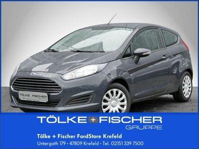 gebraucht Ford Fiesta Trend 1.25L 44KW INSPEKTION+NEU TÜV NEU+12 MONATE