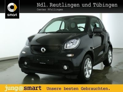 gebraucht Smart ForTwo Coupé 52kW passion BRABUS cool&Media SHZ
