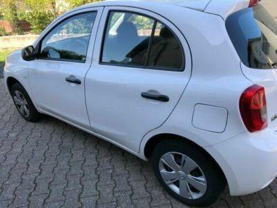 käytetty Nissan Micra 1.2 Visia First