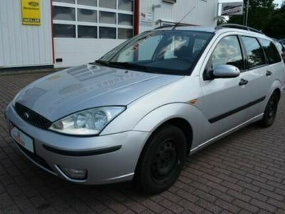 second-hand Ford Focus Turnier Finesse 100 / HU 06.2020