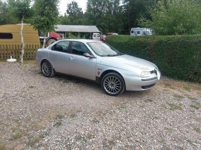 gebraucht Alfa Romeo 156 1.8 16V Twin Spark als Limousine in Ellrich
