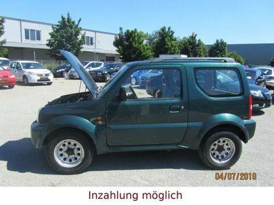 used Suzuki Jimny 4WD*Allrad*Top Motor& Getriebe*2.Hand