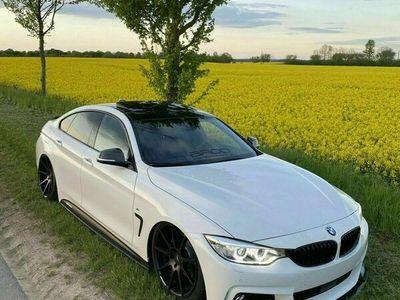 gebraucht BMW 440 4er i GranCoupé