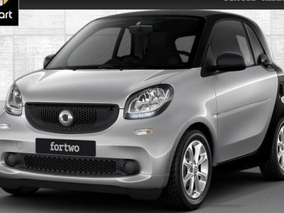 gebraucht Smart ForTwo Coupé 52kW passion cool&Media SHZ