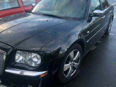 gebraucht Chrysler 300C DUB edition