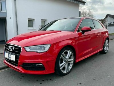 gebraucht Audi A3 1.8 TFSI quattro S tronic, exklusive