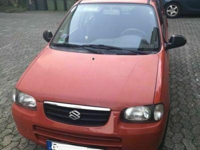 gebraucht Suzuki Alto TÜV bis 12/20