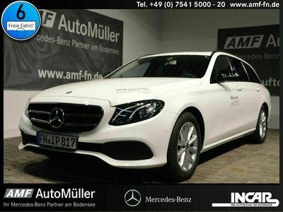 gebraucht Mercedes E200 4M Avantgarde AUTOM.+NIGHT+S-DACH+KAMERA