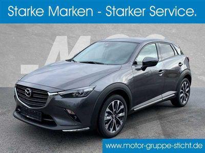 gebraucht Mazda CX-3 Sports-Line #NAVI #SOFORTVERFÜGBAR, Tageszulassung, bei MGS Motor Gruppe Sticht GmbH & Co. KG