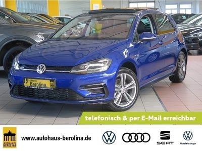 gebraucht VW Golf VII Highline VII 1.5 TSI R-Line DSG *PANO*NAVI*AID*