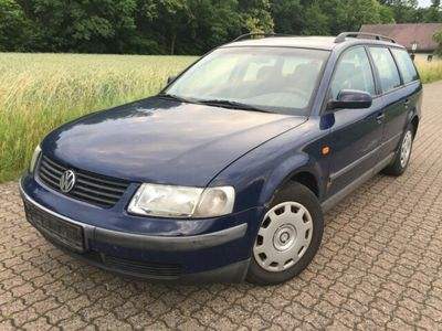 gebraucht VW Passat Variant 1,9TDI 110PS