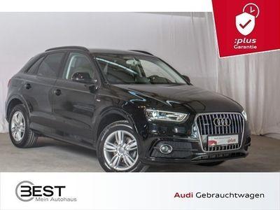 """gebraucht Audi Q3 2.0 TDI quattro S-Line Navi, Xenon+, PDC, Shz, GRA, LM 17"""""""