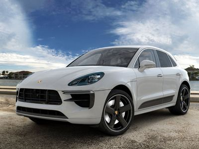 gebraucht Porsche Macan Turbo   Sport Design Paket  