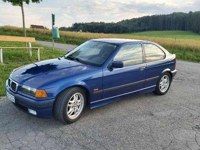 gebraucht BMW 323 Compact 3er Sport Edition