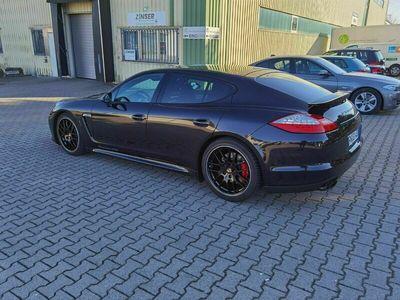 gebraucht Porsche Panamera GTS Standheizung BOSE Luftfahrwerk NEU