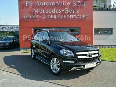 gebraucht Mercedes GL500 4M BlueEff LEDER 3xTV SD STANDHZ 7-SITZER