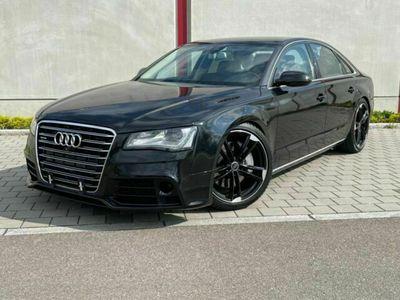 gebraucht Audi A8 4.2*TDI*S LINE*QUATT* ACC*STAND*21*MASSAGE