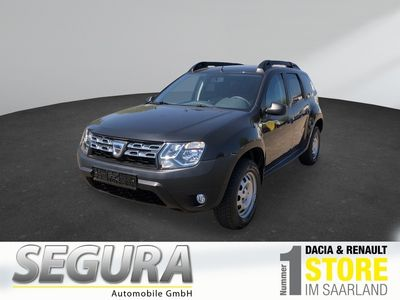 gebraucht Dacia Duster 1.6 SCe 115 Ice 4x2