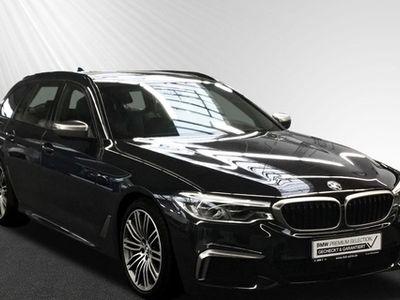 gebraucht BMW M550 d xDrive Touring AHK HUD NaviPr. Pano H/K
