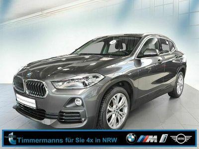 gebraucht BMW X2 sDrive18d Advantage LED Scheinwerfer Navi
