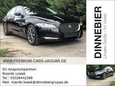 gebraucht Jaguar XF Prestige 20d | Teltow Gebrauchtwagen, bei Autohaus Dinnebier GmbH
