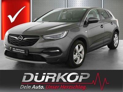 gebraucht Opel Grandland X 1.2 Turbo INNOVATION PDC Navi Sitzheizung
