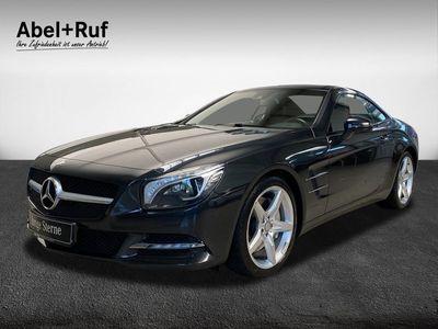 gebraucht Mercedes SL500 Comand+Sitz-Klima+ILS+HarmanKa+AMG-Felgen